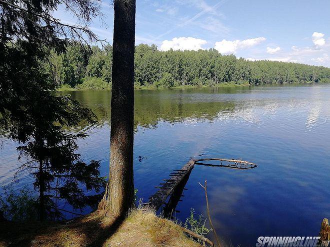Изображение 1 : Три дня на Рыбинском водохранилище.
