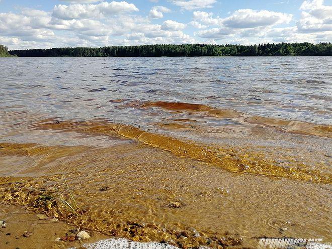 Изображение 2 : Три дня на Рыбинском водохранилище.
